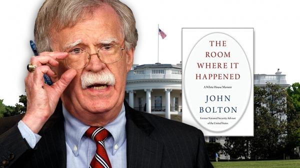 کتاب جدید جان بولتون - ۲۰۲۰