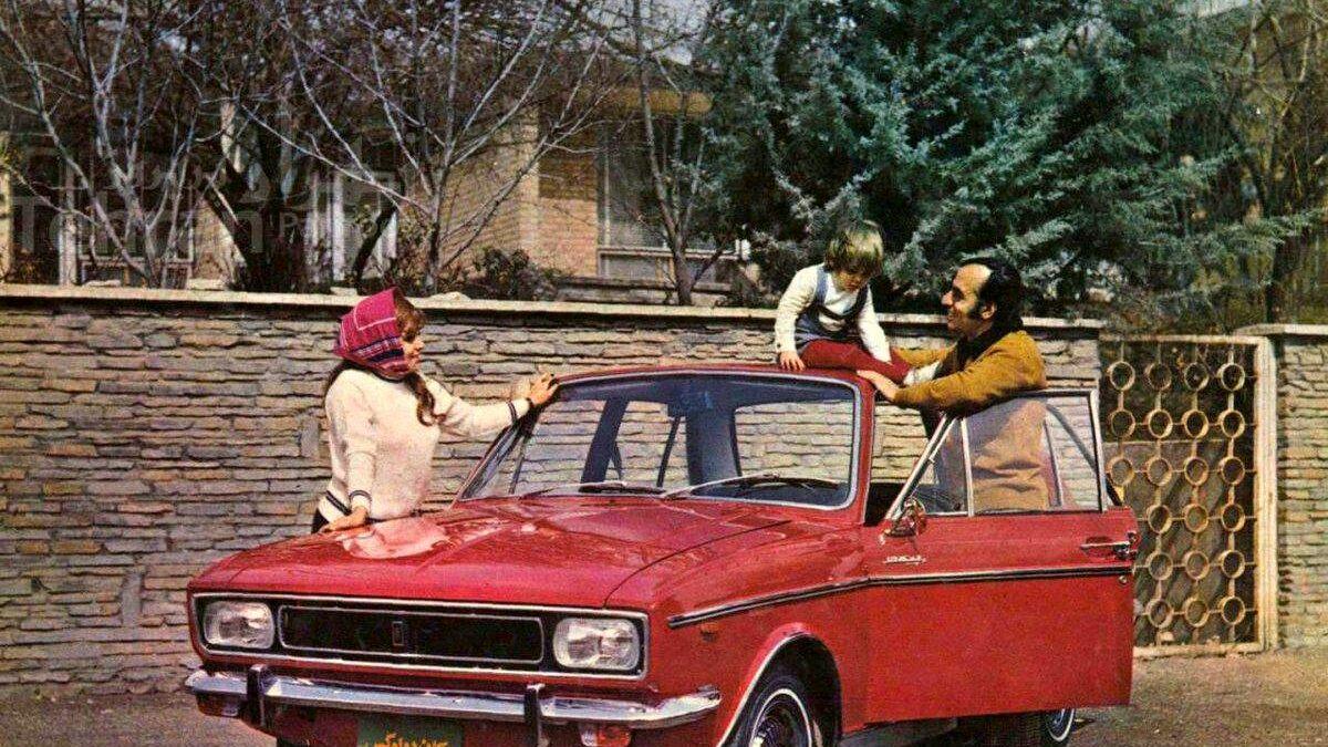 هر ایرانی، یک پیکان