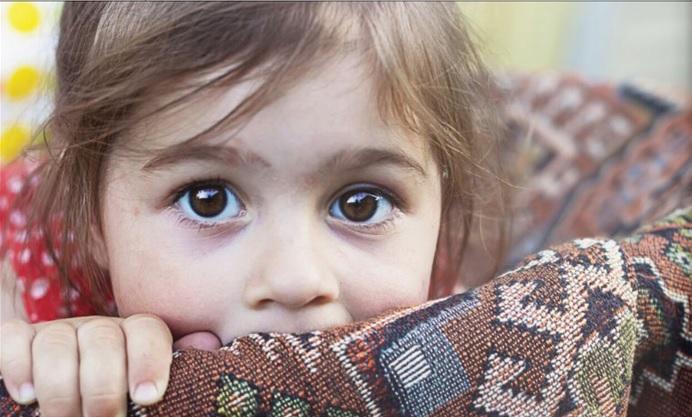 ترس کودکان در رابطه با ویروس کرونا