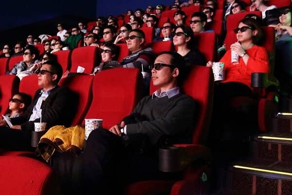 تلاش چین برای کسب مقام نخست گیشه