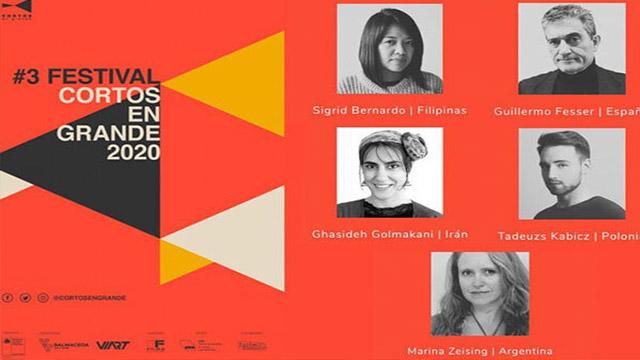 کارگردان زن ایرانی داور جشنواره شیلی شد