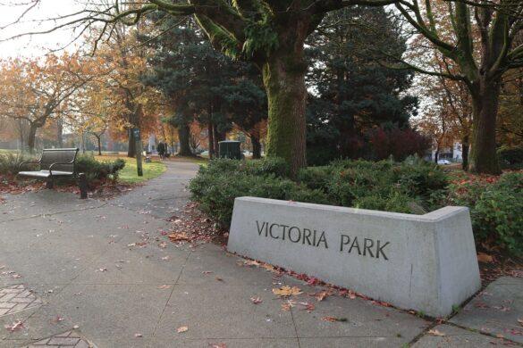ویکتوریا پارک، لانزدل، نورث ونکوور