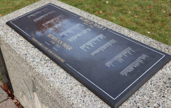 اسامی سربازانی که در جنگ جهانی اول و جنگ کره جان خود را فدا کردند