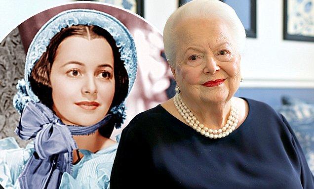 زیبا و معصومانه؛درگذشت اُلیویا دیهاویلند در ۱۰۴ سالگی