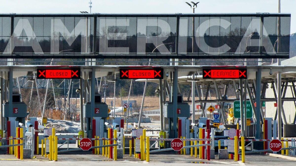 مرزها با آمریکا سی روز دیگر بسته باقی می ماند