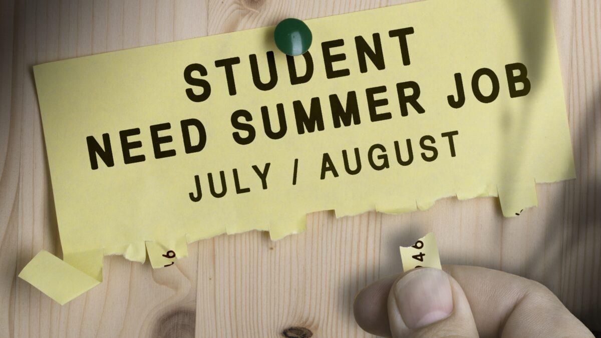 هزاران کار تابستانی در راه است