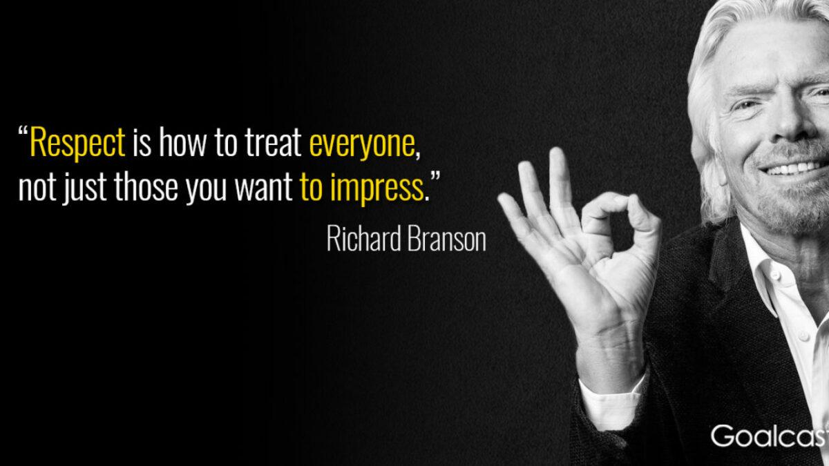 کار و کارآفرینی از دیدگاه ریچارد برانسون-قسمت دوم