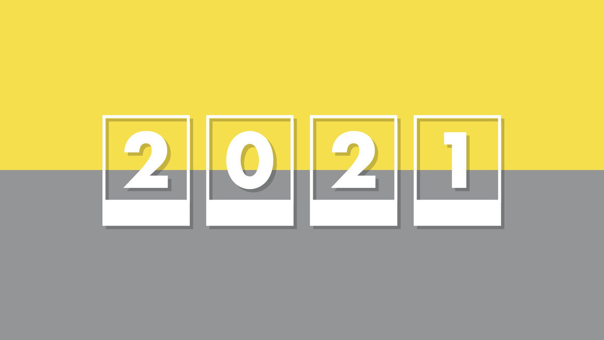 مؤسسه پنتون رنگ(های) سال ۲۰۲۱ را معرفی کرد