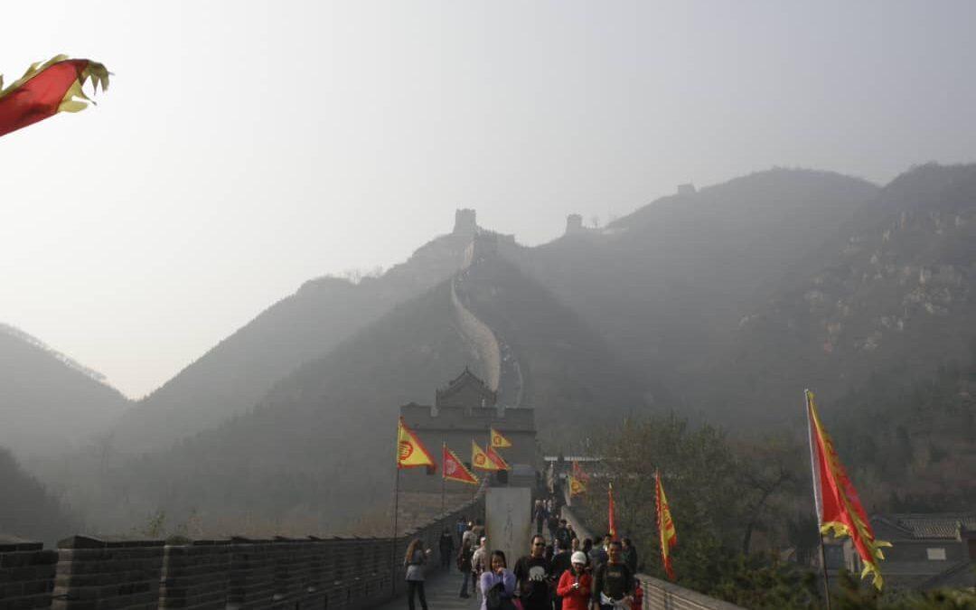 دیوار چین ، افسانه ها و واقعیت ها
