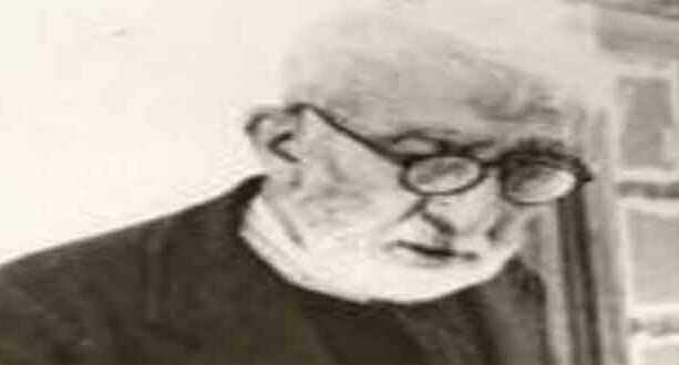 شیخ محمد باقر الفت اصفهانی