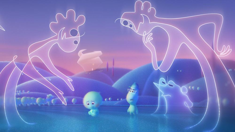 انیمیشن روح