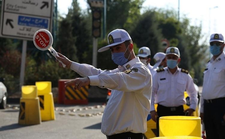 طرح جامع محدودیتهای کرونایی در شهر تهران