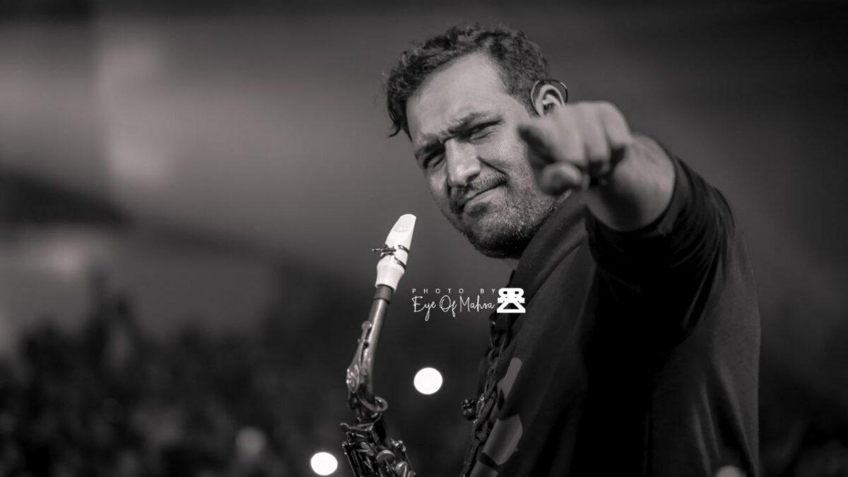امیر محمدی؛ نوازنده کلارینت، ساکسفن و پیانو