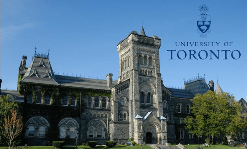 آشنایی با دانشگاه های کانادا : دانشگاه تورنتو