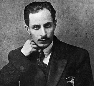 شاعر شهید، میرزاده عشقی