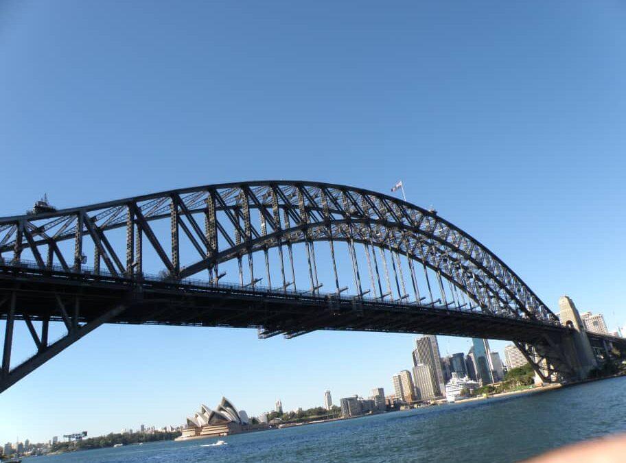 هاربر بریج سیدنی، پنجمین پل قوسی جهان
