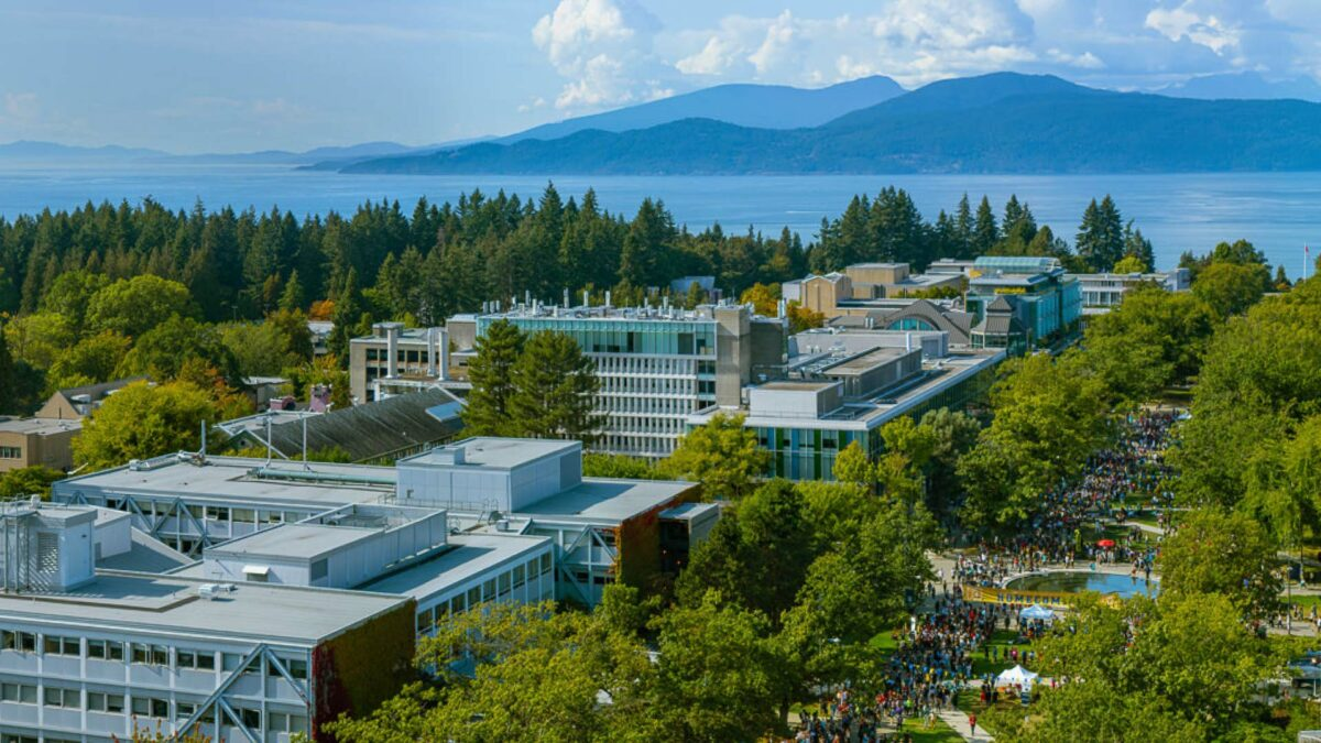 آشنایی با دانشگاه های کانادا:دانشگاه بریتیش کلمبیا