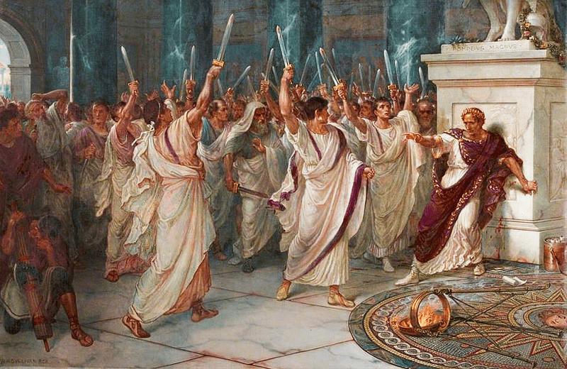 روزشمار یک جَو زده در تاریخ – ژولیوس سزار