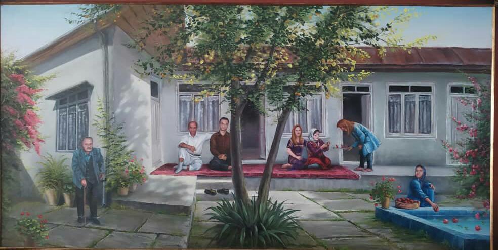 داستان کوتاه – خانه ای در خاطرات