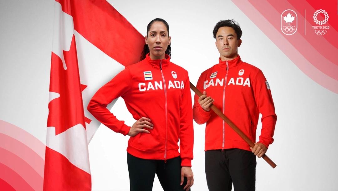 پرچمداران کانادا در المپیک توکیو ۲۰۲۰