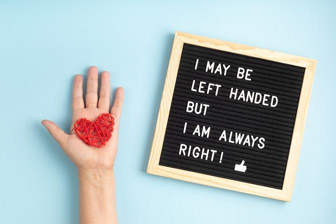 چند واقعیت حیرت آور درباره افراد چپ دست