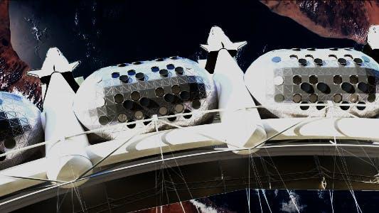 اولین هتل فضایی در سال ۲۰۲۷ افتتاح می شود
