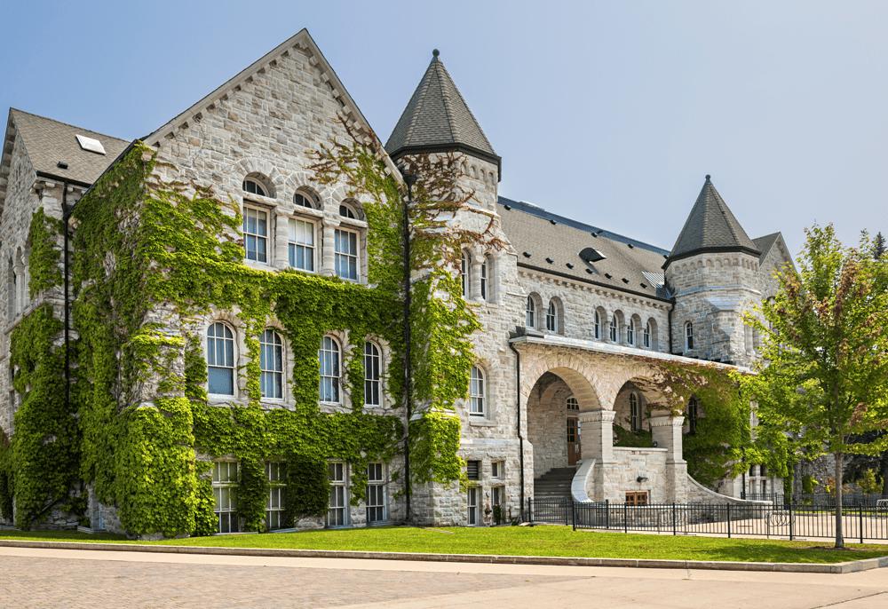 دانشگاه کویینز در کینگستون