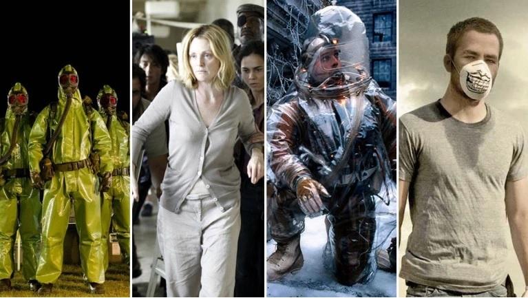 ۲۰ فیلم هیجان انگیز درباره پاندمی ها و ویروس ها